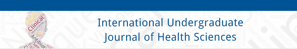 International Undergraduate Journal of Health Sciences